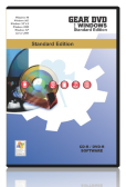 GEAR DVD - Standard Edition